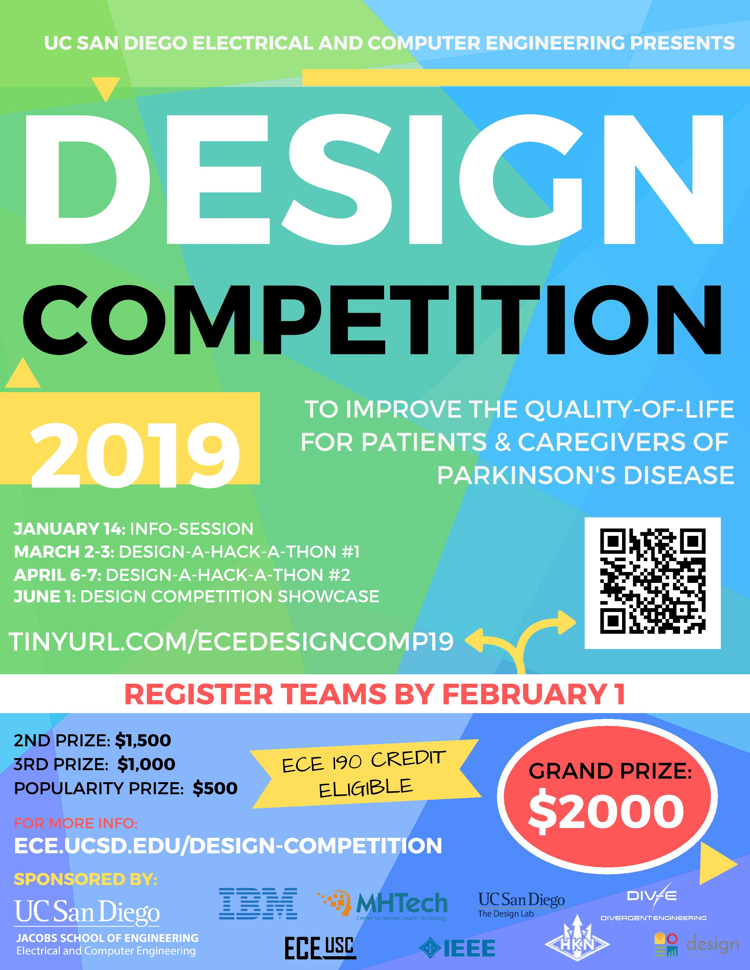 Design Competition Electrical And Computer Engineering
