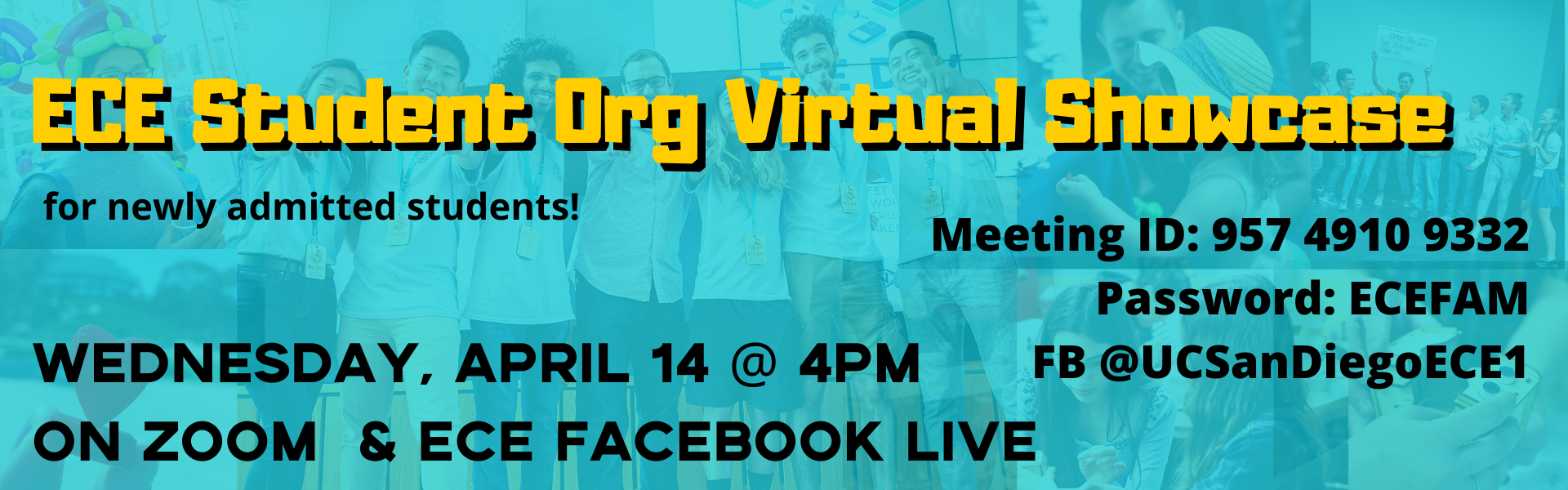 ece student org virtual showcase
